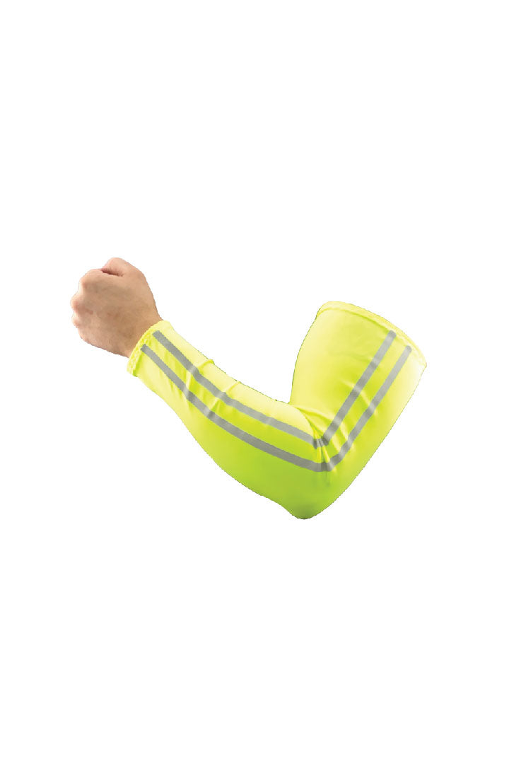 High Vis Safety Stripes (Light Reflective) Arm Sleevz Soaker