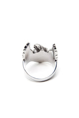 - Stainless Steel Ring - American Eagle Ring - 5