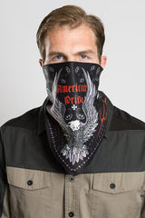 American Pride Triangle Mask