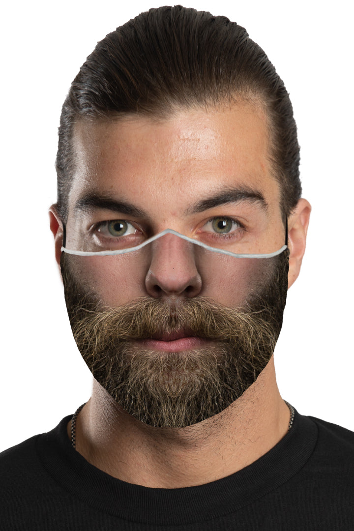 Beard Face Mask Set