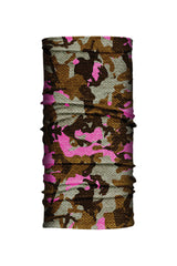 - Multi-Functional Headwear - Pink Camouflage EZ Tube
