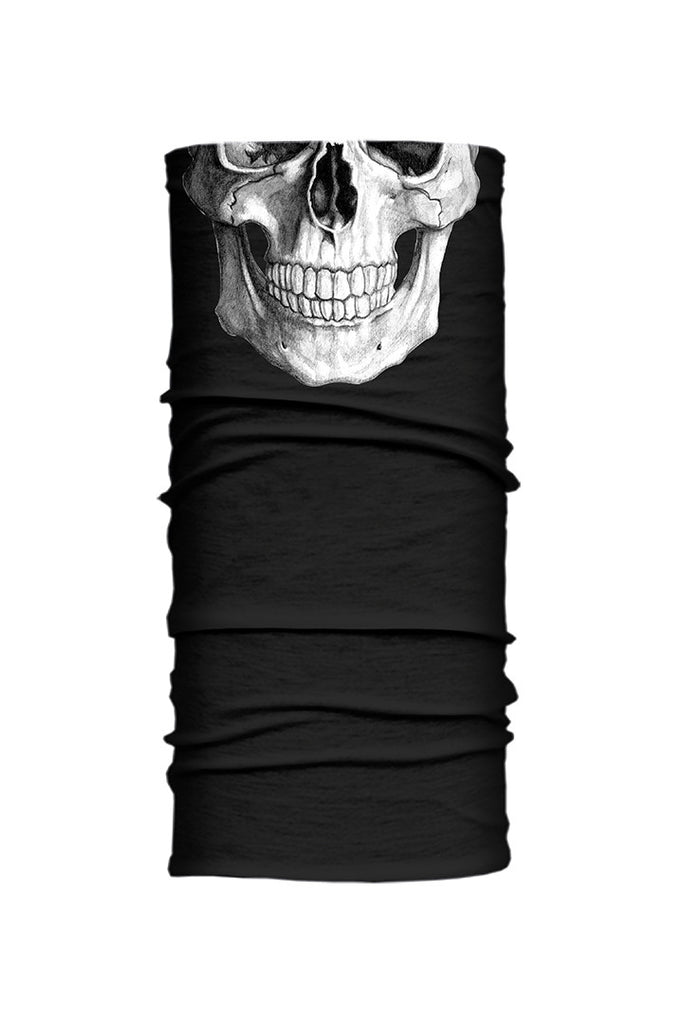 Light Reflective Skull Light Weight EZ Tube
