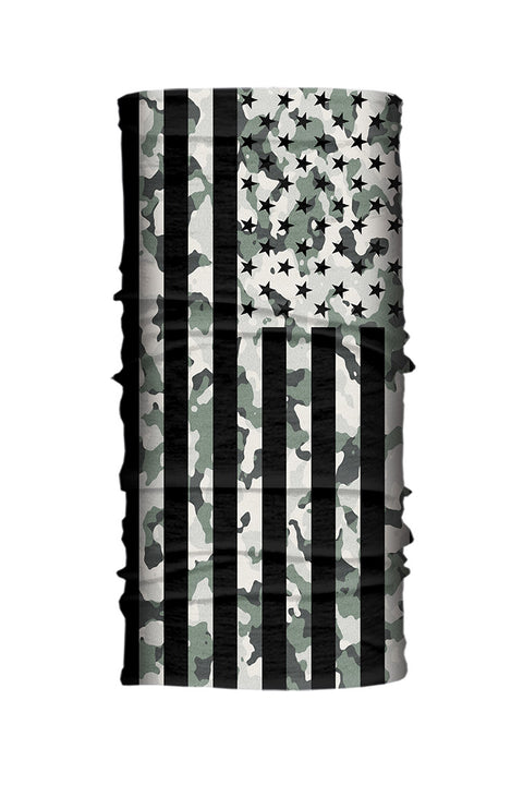 USA Camouflage Light Weight EZ Tube