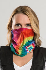 Traditional Tie-Dye Light Weight EZ Tube