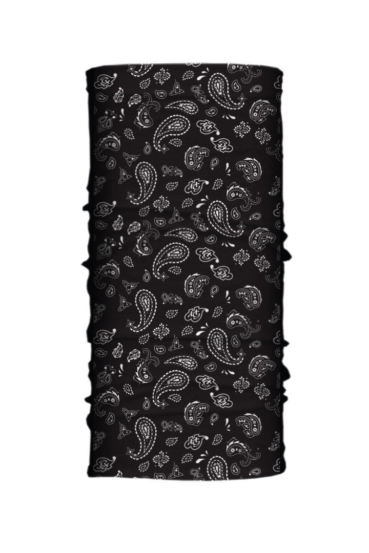 B&W Paisley Light Weight EZ Tube