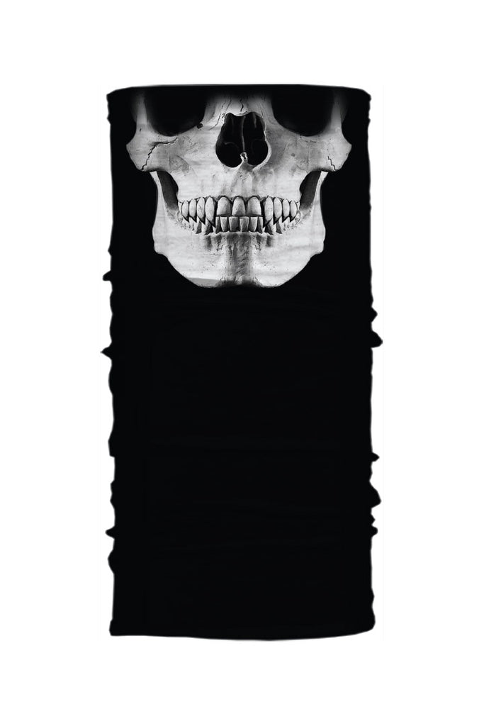 White Skull Jaw Light Weight EZ Tube