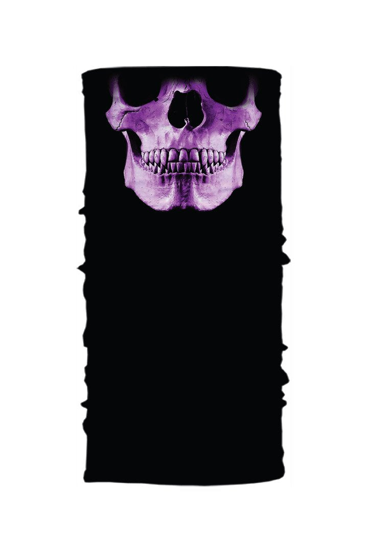 Purple Skull Jaw Light Weight EZ Tube