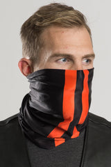 Orange Stripes Winter Weight EZ Tube