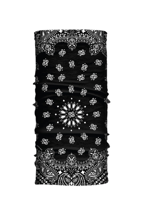 Black Paisley Soaker Series EZ Tube