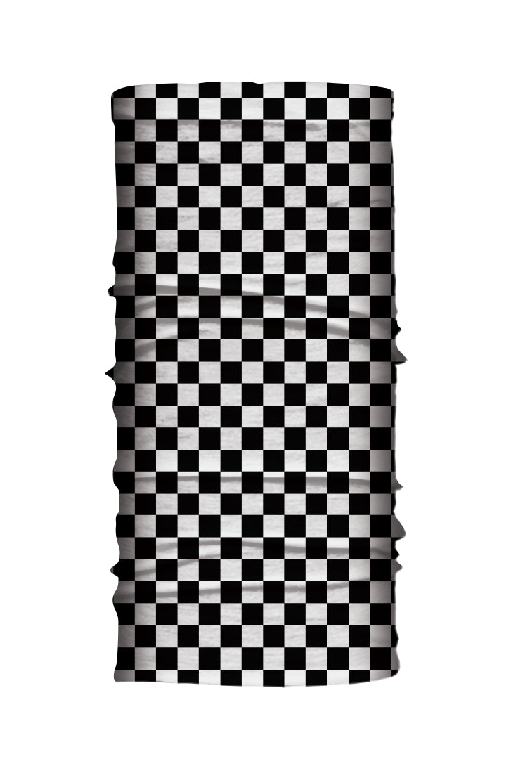 Checkered Race Flag Soaker EZ Tube