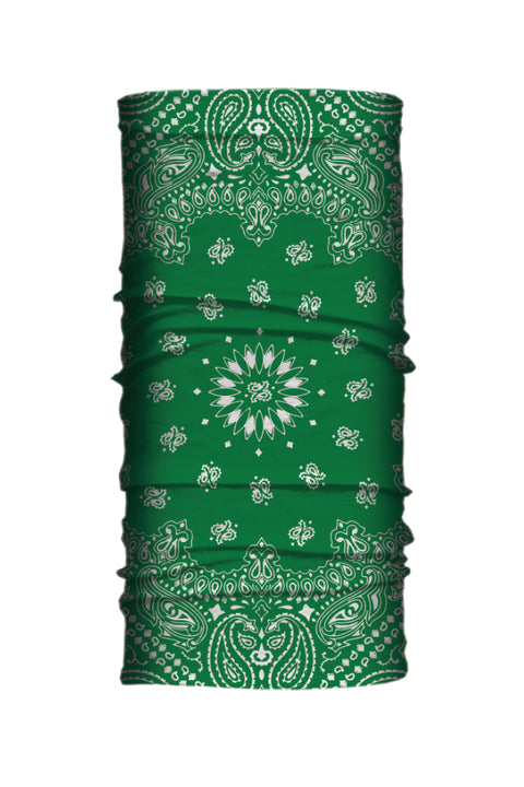 Green Paisley Soaker EZ Tube