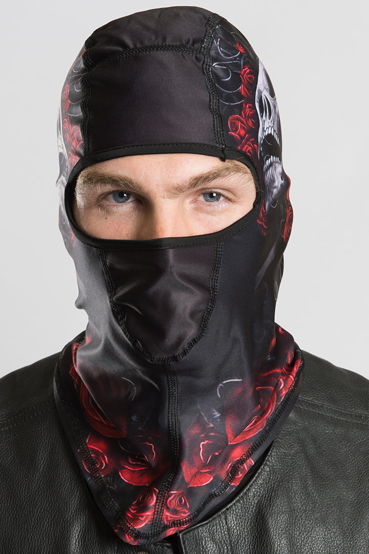 Devils Roses (Winter Weight) Balaclavas