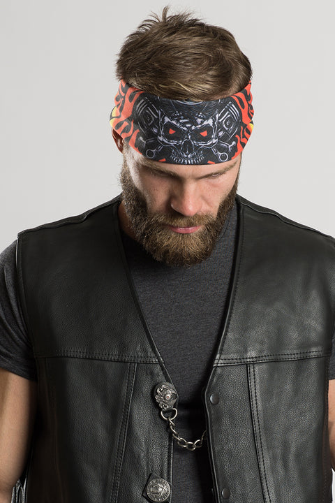 "RIDE OR DIE 22"" Bandana"