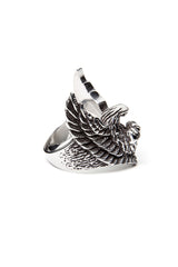 - Stainless Steel Ring - American Eagle Ring - 4