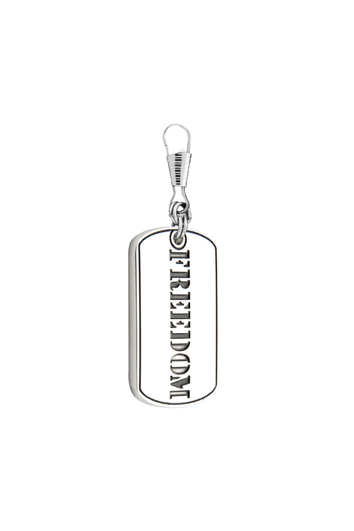 Freedom Dog Tag