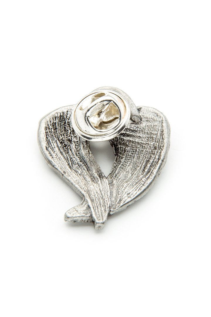 Angel Wings & Halo Pin