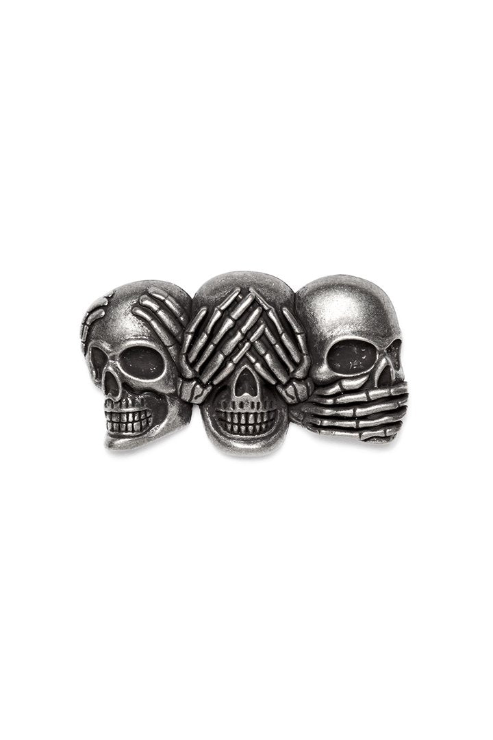 Hear No Evil See No Evil Speak No Evil Pin