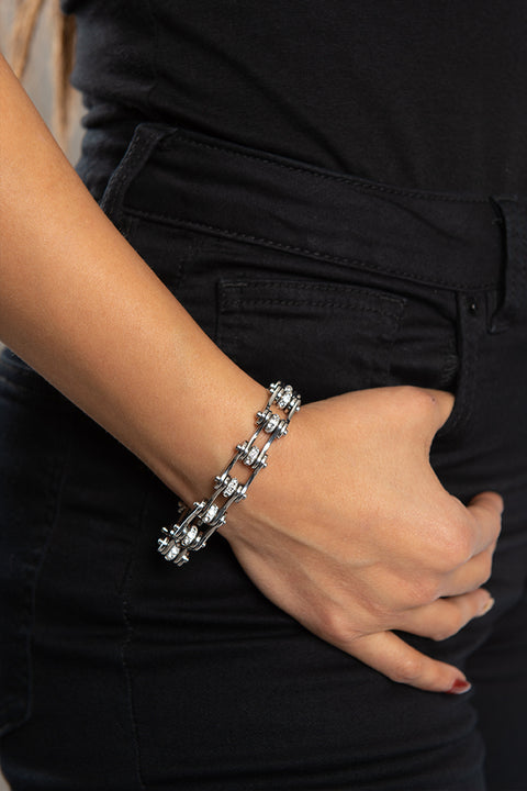 Single Bike Chain (Unisex) Bracelet