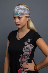 - Headband - Forever Native American Reversible EZ Bandz - 3