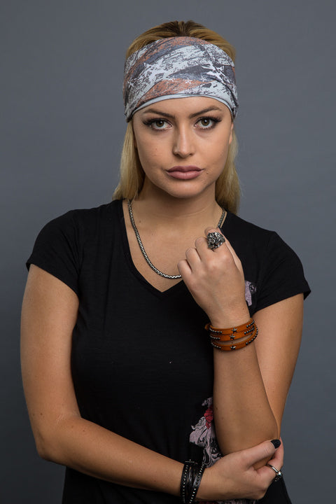 - Headband - Forever Native American Reversible EZ Bandz - 6