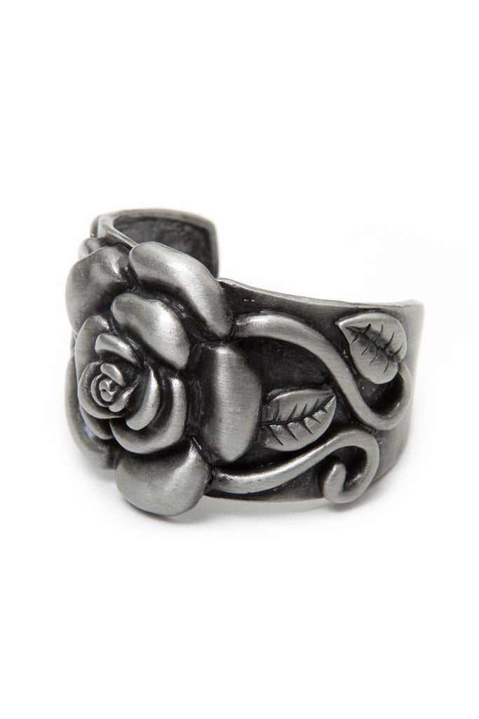 Antique Rose Hair Ringz