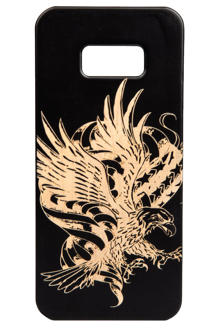 American Eagle Maple Wood -iPhone/Samsung