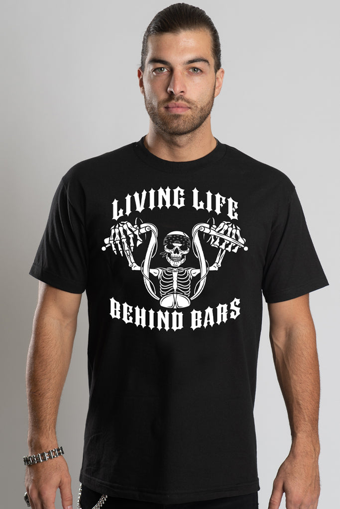BEHIND BARS T-Shirt