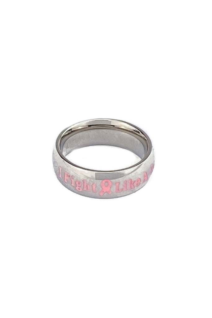 FIGHT LIKE A GIRL Ring