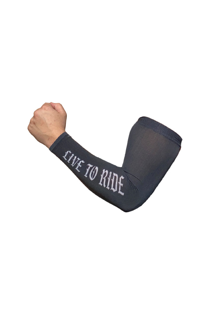 LIVE 2 RIDE Arm Sleevz Seamless