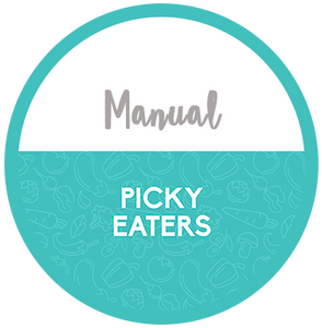 Curso Picky Eaters: Videos + Manual