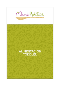 Kit Alimentación Toddler: Curso + Manual + Recetario
