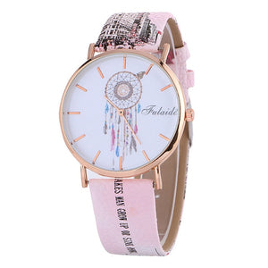 MONTRE ATTRAPE REVE ROSE