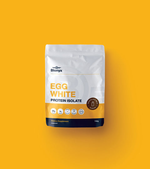 Blonyx launches UK's First Egg White Protein Isolate