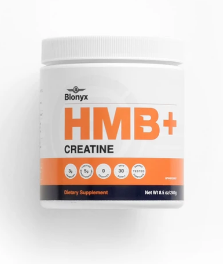 Top Vancouver personal trainer Craig Boyd begins a month long trial of HMB+ Creatine
