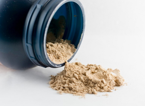How processed is your protein powder?