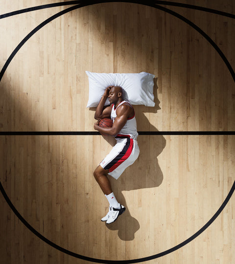 You aren't sleeping enough…for an athlete