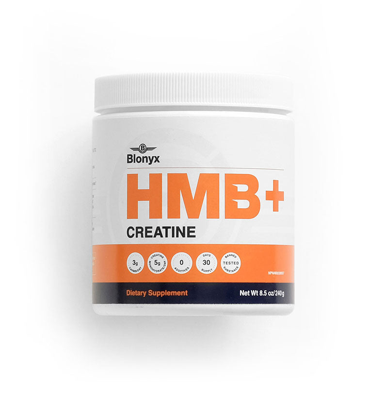 Blonyx HMB Creatine supplement