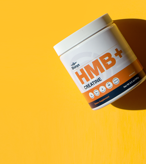 Why Blonyx HMB+ Creatine?