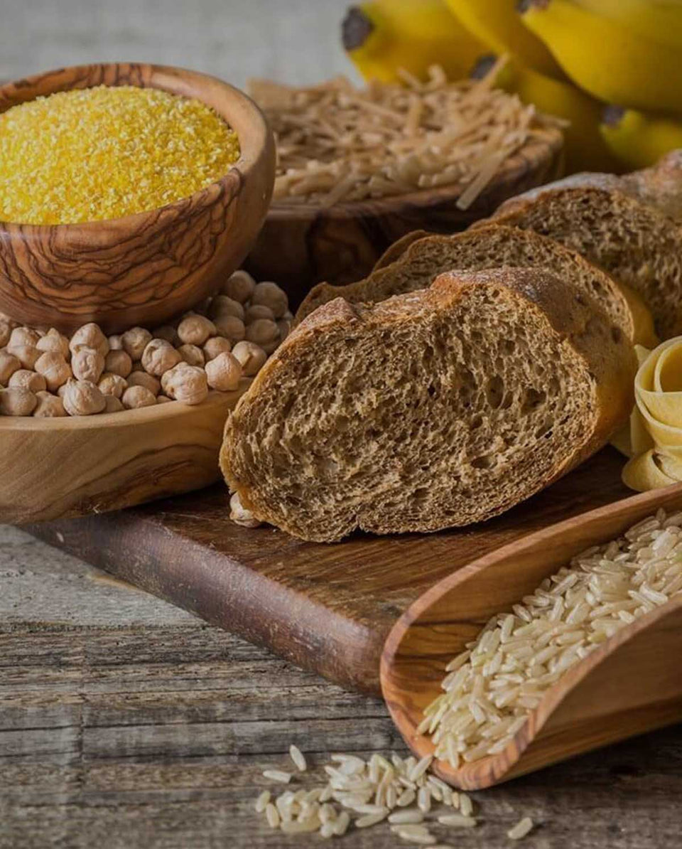 The importance of carbs after training