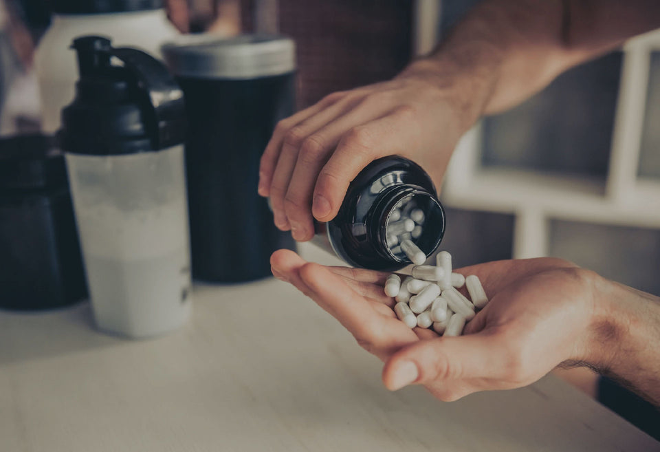 4 steps to choosing the right supplements for you