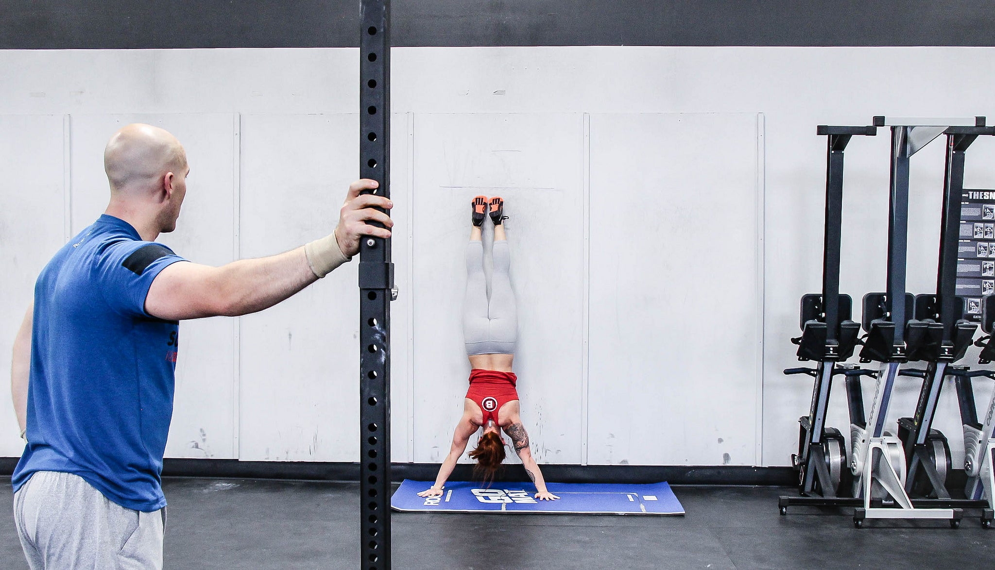 Emily Abbott Training for the CrossFit Games via the Blonyx Blog