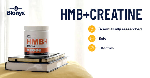 HMB and creatine are safe and effective sports supplements