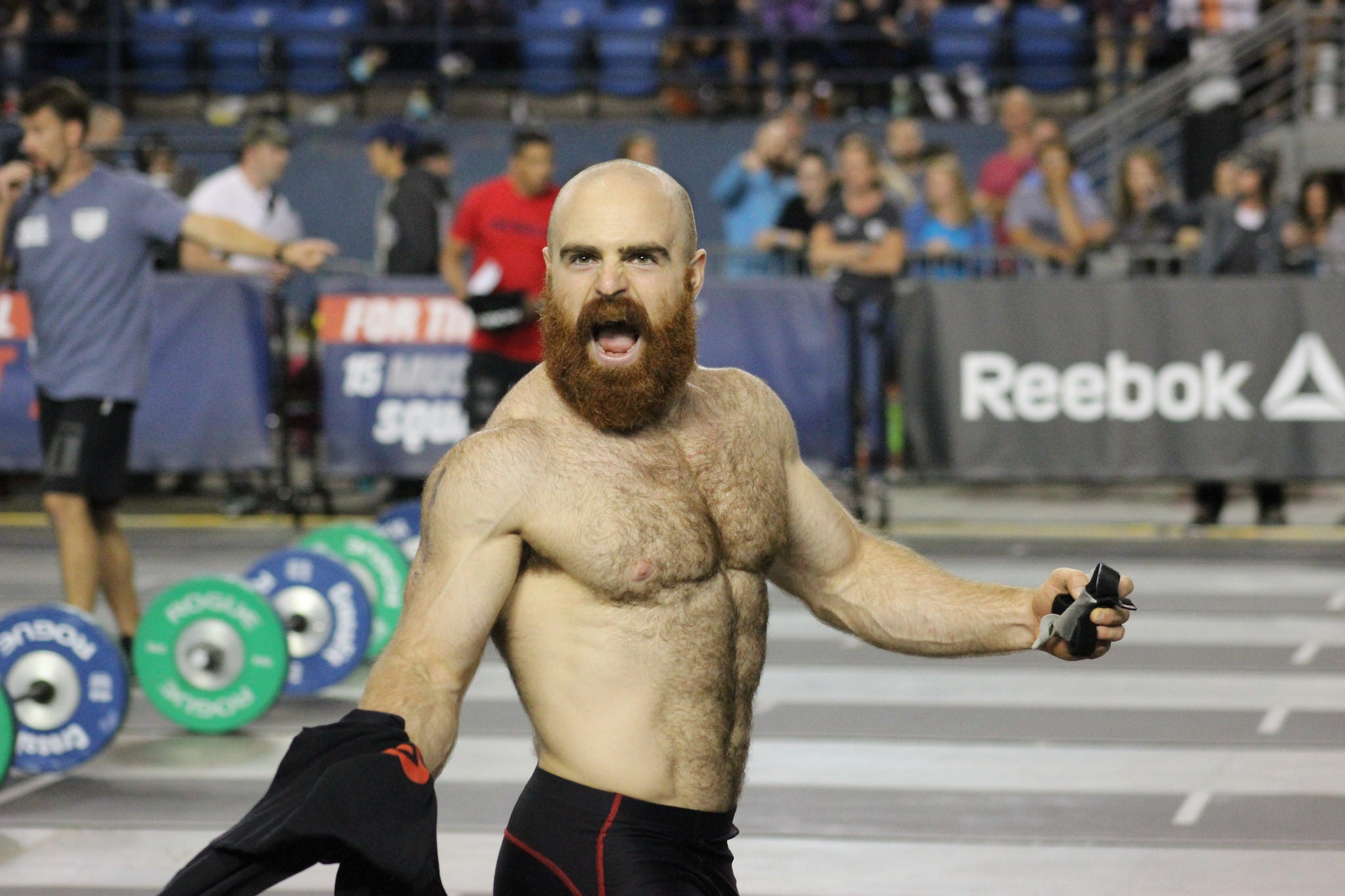 Lucas Parker CrossFit Games Athlete from Victoria BC via the Bloynx Blog