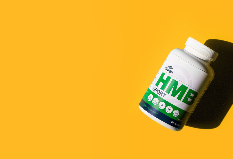 What is HMB (and why add Creatine?)