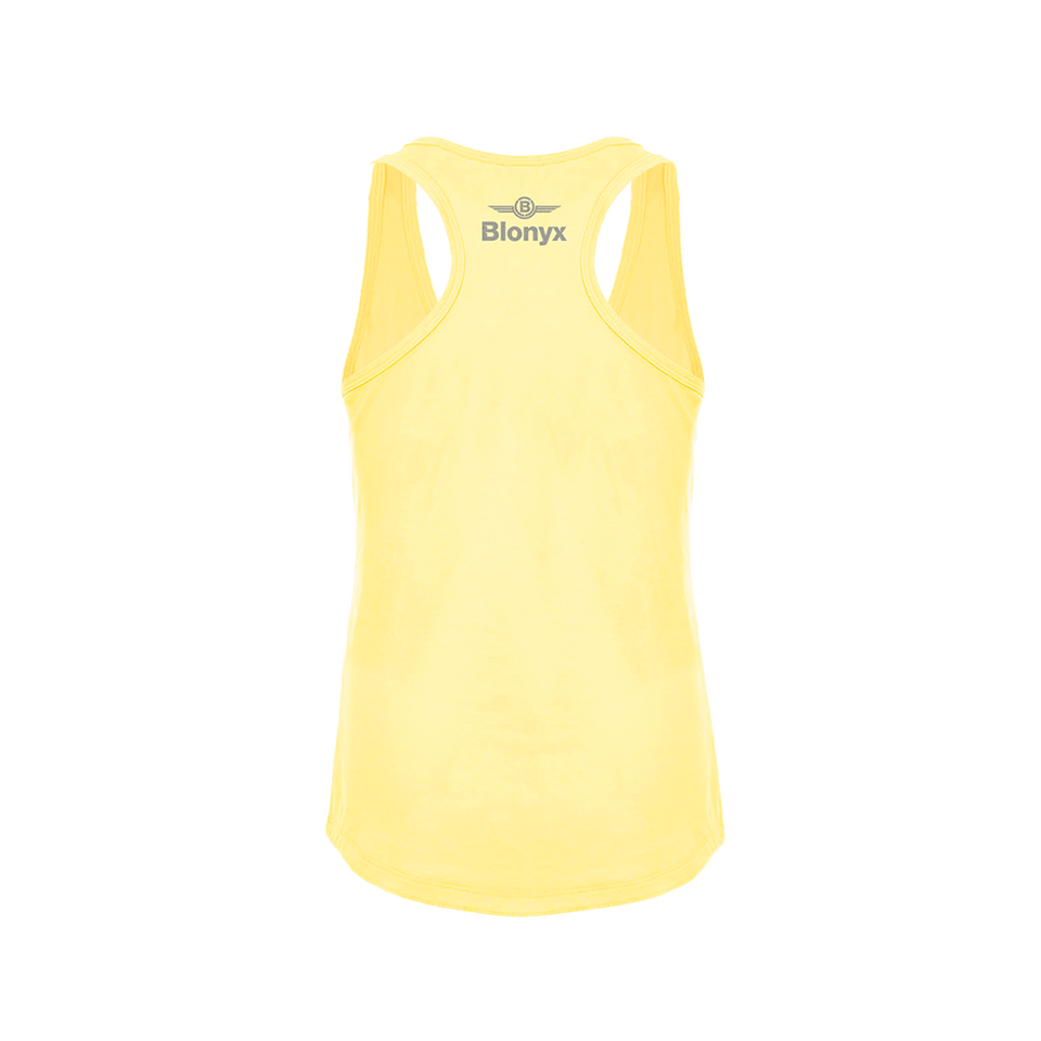 Blonyx Series 11 Tank - BANANA CREAM