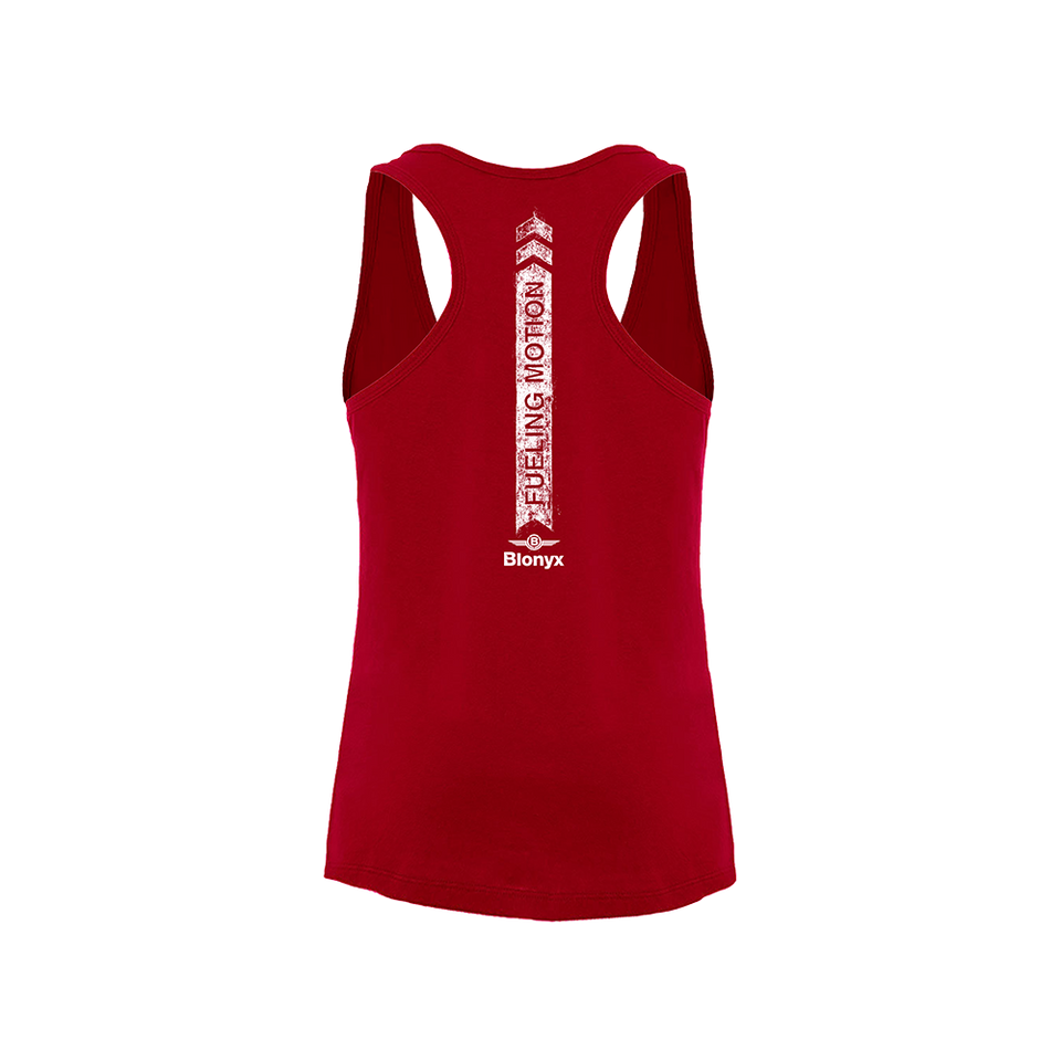 Blonyx Series 12 Tank - RED