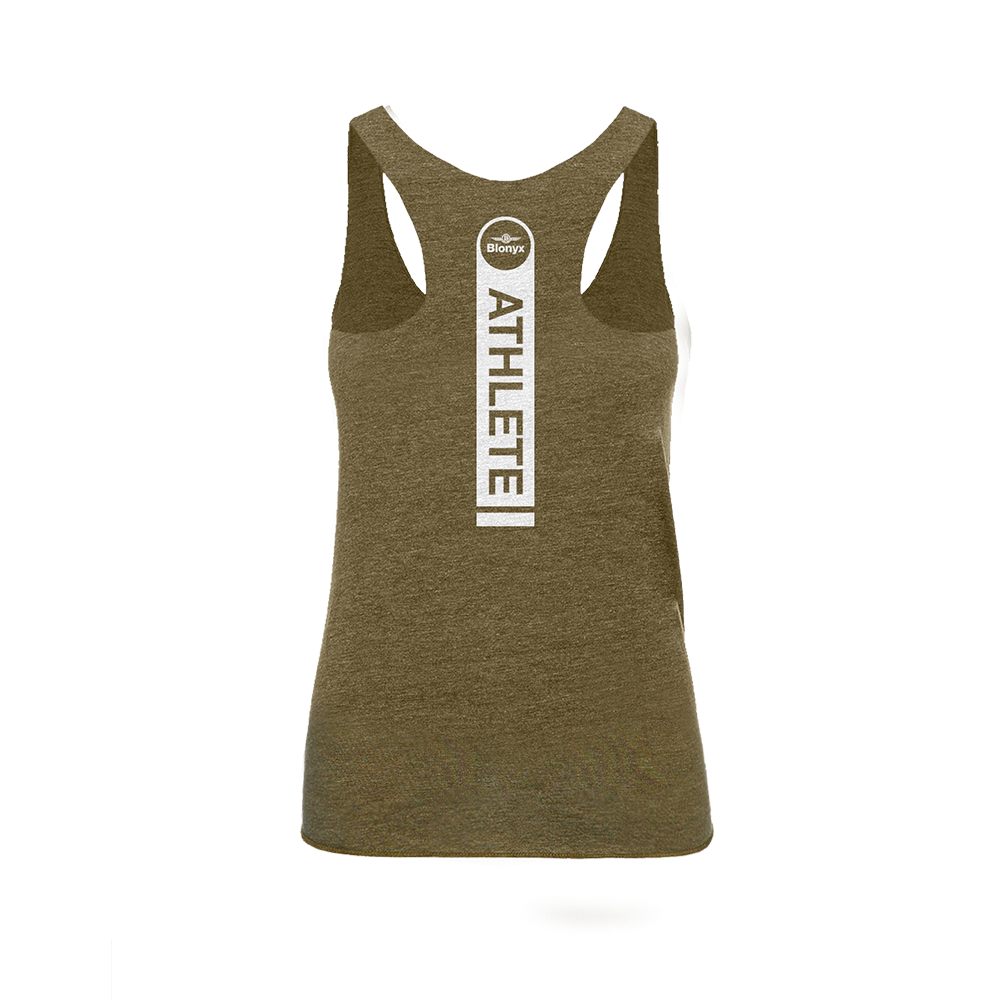 Blonyx Series 10 Tank - MILITARY GREEN