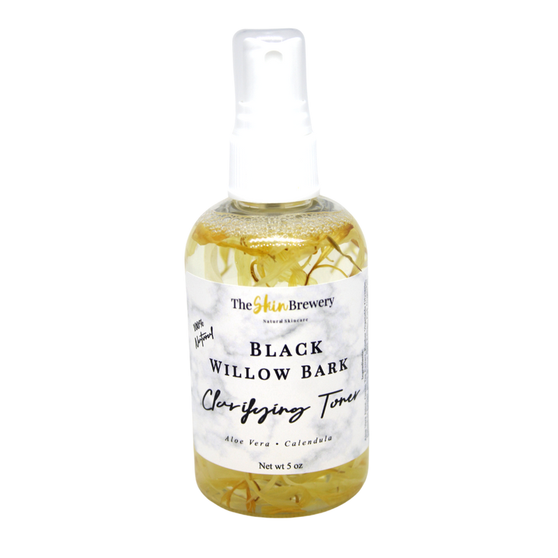 Black Willow Bark Clarifying Toner - The Skin Brewery