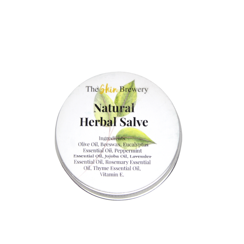 Natural Herbal Salve - The Skin Brewery