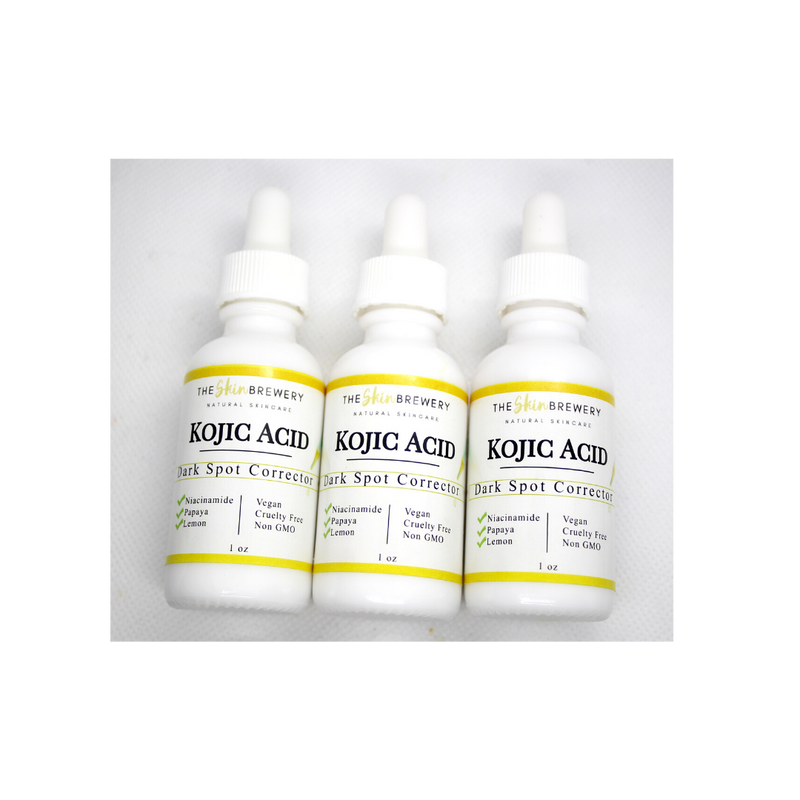 Kojic Acid and Niacinamide Serum  (Dark Spot Corrector) - The Skin Brewery